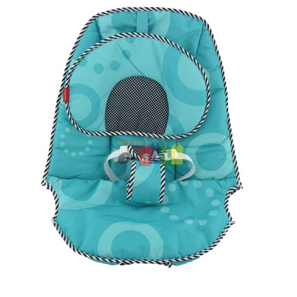 Replacement Seat Pad/Cushion/Cover for Fisher Price Sensory Stages Bouncer (Model BFB08)