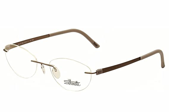 2e639df9b09 Silhouette Eyeglasses TITAN ACCENT Collection chassis 5452 with DEMO lens  (lavender w  demo lens