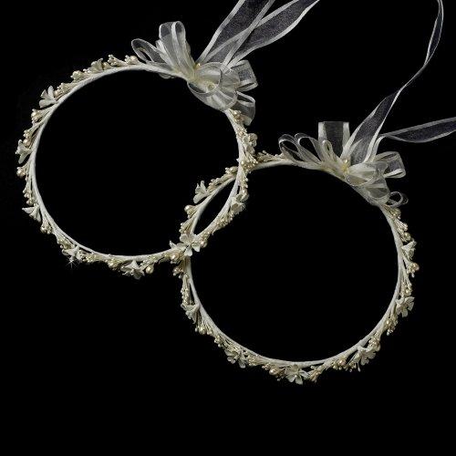 Fanny White Flower Pearl...