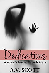 Dedications: A Woman's Journey Through Poems (English Edition)