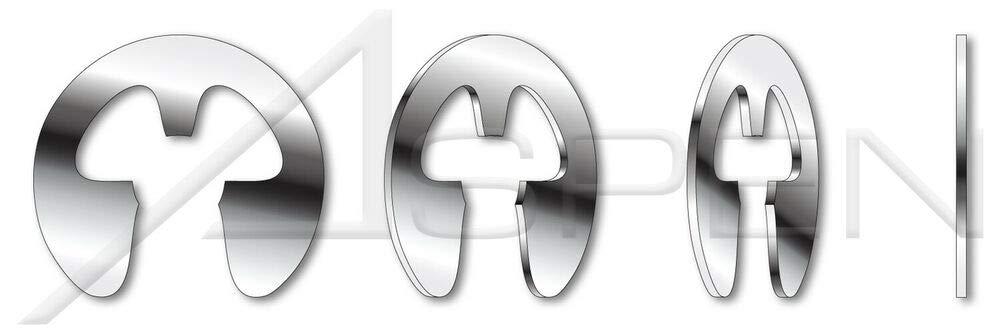 Metric E-Retaining Rings M5 DIN 6799 Stainless Spring Steel 2000 pcs