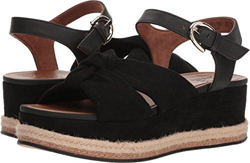39d554ed1b Naturalizer Women's Berry Espadrille Wedge Sandal, Black, 7.5 M US