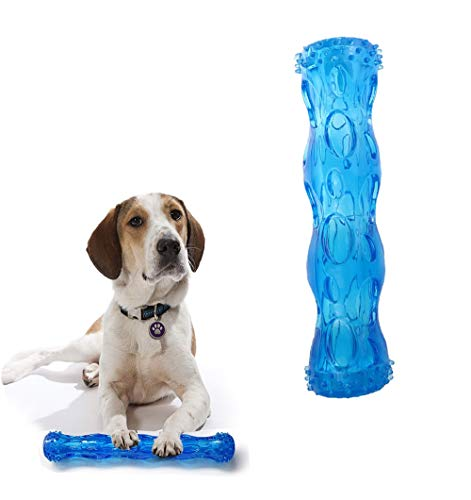 SUCCESS Dog Chew Toys for Aggressive Chewers, Durable Dog Chew Bone Toys for Boredom, Pet Chew Toy with Convex Design…