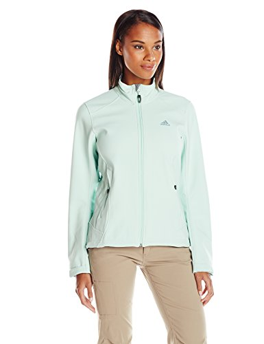 Green Adidas Donna Da Outdoor Tessuto Frozen In Softshell WrTWxnq