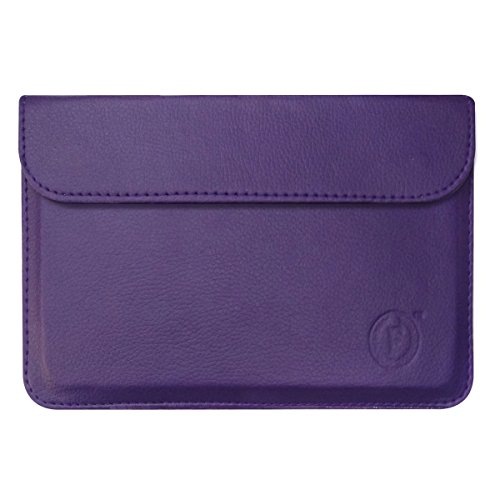 Fastway PU Leather Tablet Carrying Sleeve for Amazon Kindle Fire  Purple