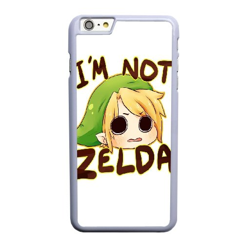 Coque,Coque iphone 6 6S 4.7 pouce Case Coque, Legend Of Zelda Link Chibi Cover For Coque iphone 6 6S 4.7 pouce Cell Phone Case Cover blanc