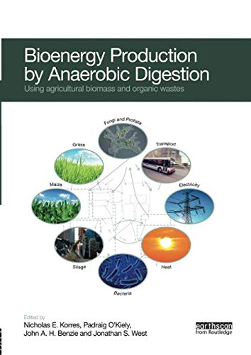 Bioenergy Production by Anaerobic Digestion (Routledge Studies in Bioenergy)