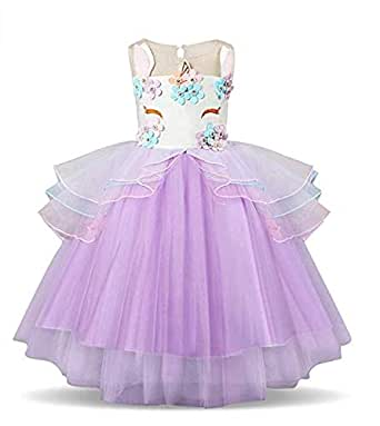 Special Occasion Flower Girl Dress For Girls