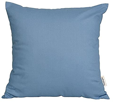 TangDepot174; Thin Canvas Pillow shams, 100% Cotton - Handmade - Many Colors and Sizes Available - (24