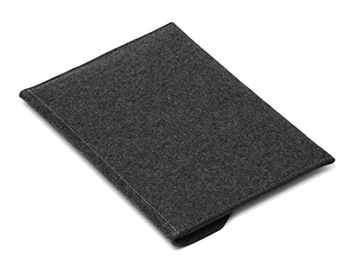Dark Grey 13'' Felt Built-in Computer Bag, Now Give A Power Bag by HeBei TengYe (Image #1)