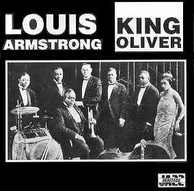 Red Onion Jazz Babies / Creole Jazz Band - Louis Armstrong and King