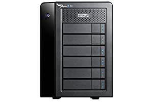 Promise Pegasus2 R6 18TB (6 x 3TB) Thunderbolt 2 RAID Storage P2R6HD18US