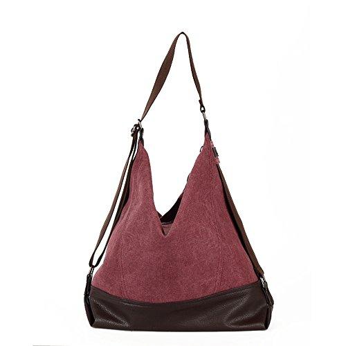 Oriental Verona bolso, marrón (Marrón) - RXSM-160624-JH34E morado