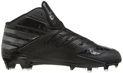 Scarpa Da Calcio Adidas Performance Mens Freak X Carbon Mid Nero / Nero / Nero