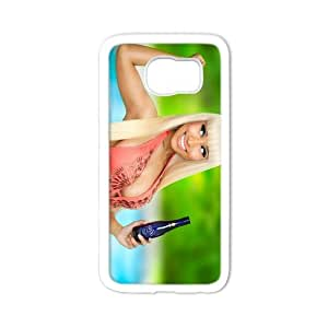 Fashion Design Hot Rapper Nicki Minaj Sexy Woman Hard Protective Back Cover for SamSung Galaxy S6 Phone Case Laser Technology-2
