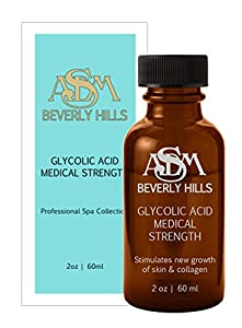 Glycolic Acid 70%- Glycolic Acid 2oz | Asdm Beverly Hills from ASDM Beverly Hills
