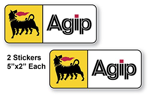 2-agip-racing-motorcycle-car-sticker-decal-with-application-tape-5