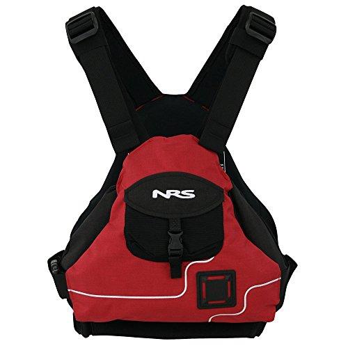 NRS Ninja PFD Red XXL