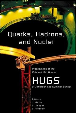 quarks, Hadrons, and Nuclei