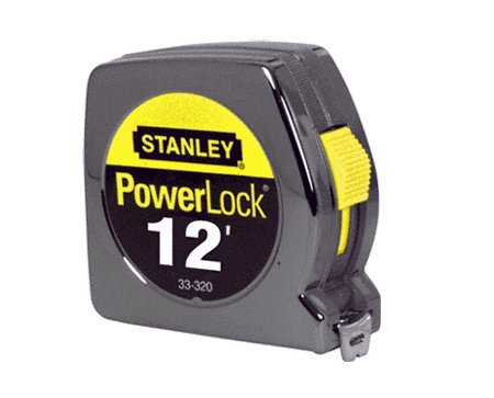 Power Lock 2 Tape Rule - ST33312 - CRL 3/4