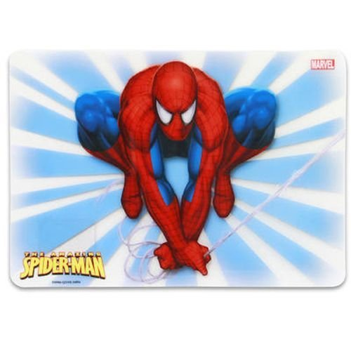 Placemat Man Spider 3 (The Amazing Spider-Man Placemat)