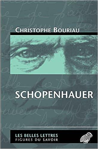 Lire en ligne Schopenhauer pdf ebook