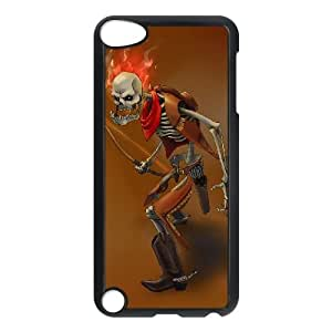 iPod Touch 5 Case Black Defense Of The Ancients Dota 2 CLINKZ 002 UVW0561602