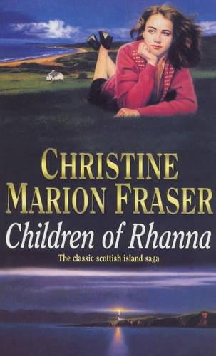 book cover of Children of Rhanna