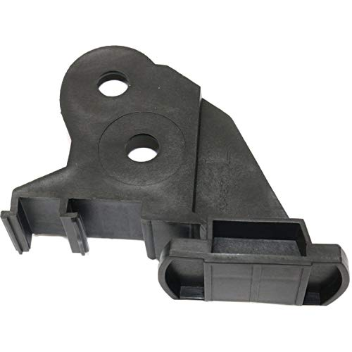 New Front Left Driver Side Bumper Bracket For 2002-2005 BMW 3 Series Support, Guide, With Sport Package, Sedan/Wagon, Plastic - Bracket Bmw Bumper 330i