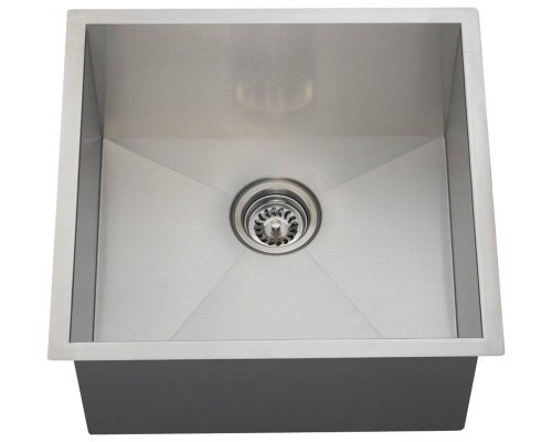 Polaris Sinks PS1232 90?Rectangular Stainless Steel Utility Sink by Polaris Sinks by Polaris Sinks