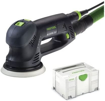 Festool PD571782 Rotex 5 in. Multi-Mode Sander with CT MIDI 3.3 Gallon Mobile Dust Extractor
