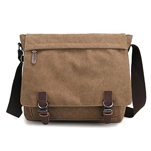 Bag Canvas Dan Grey Bag Cross canvas Backpack Shoulder Vintage Bag 6 body amp;dlam Briefcase Work Laptop Day 15 Inches Casual Mens For Messenger 4xp48qwOr
