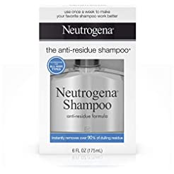 Neutrogena Anti-Residue Shampoo, Gentle ...