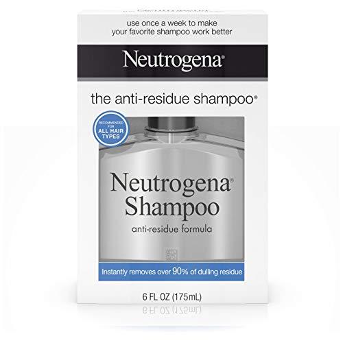 Neutrogena Anti-Residue Shampoo, 6 Fl. Oz