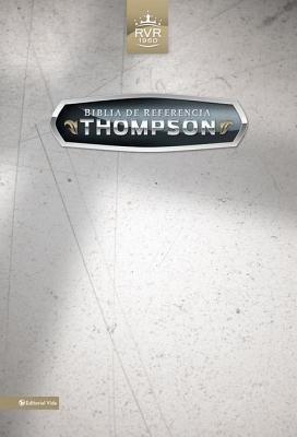 Biblia De Referencia Thompson Con Versiculos En Cadena Tematica: Reina-Valera Black Imitation Leather