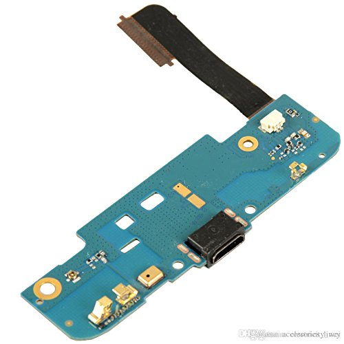 ePartSolution_HTC Droid DNA ADR6435 Butterfly X920D USB Charger Charging Port Flex Cable Dock Connector USB Port With Mic Microphone Flex Cable Repair Part USA Seller