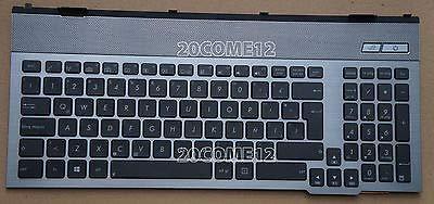 Amazon.com: FidgetFidget Keyboard Backlit Latin Spanish Teclado V132662AK2 LA: Electronics