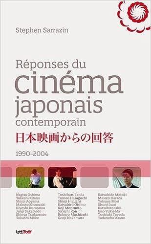 En ligne téléchargement gratuit Réponses du cinéma japonais contemporain (Cartonné) epub, pdf