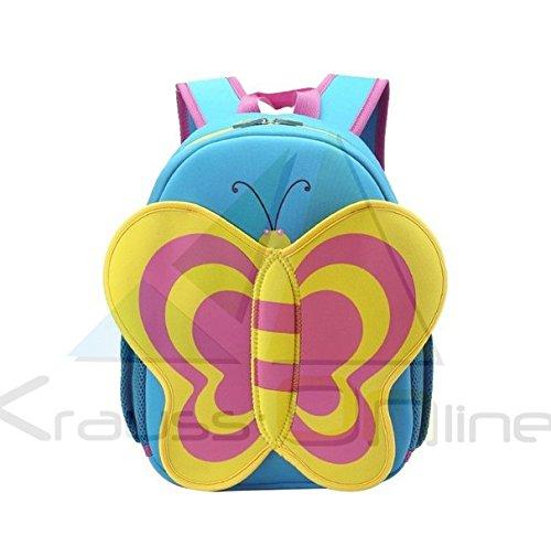 Backpack Diakakis Diakakis Must Butterfly Multicolored 000579316 000579316 Cute 30X22X10 rwPvqwtxf