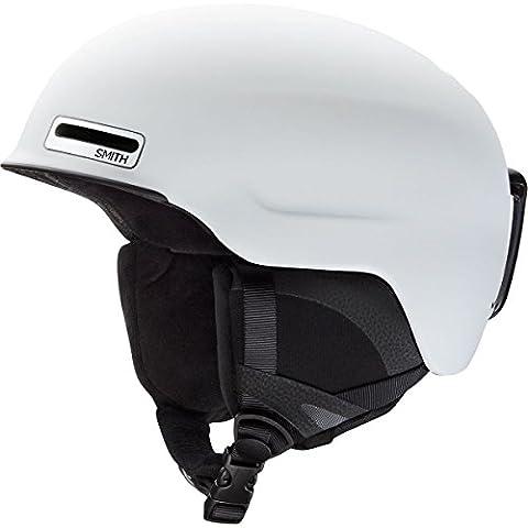 Smith Optics Unisex Adult Maze MIPS Snow Sports Helmet - Matte White Small (51-55CM) - Smith Maze Audio