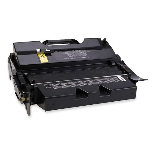(Lexmark T640, T642, T644 High Yield Return Program Print Cartridge . Black . Laser . 21000 Page . 1 Each