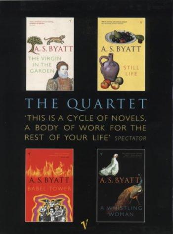 Read Online The Frederica Quartet PDF