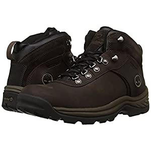 41FK89jR1hL. SS300  - Timberland Men's Flume Waterproof Boot (10.5 D(M) US, Dark/Brown)