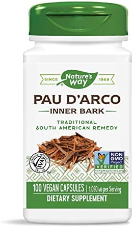Natures Way DArco Capsules 100 Count