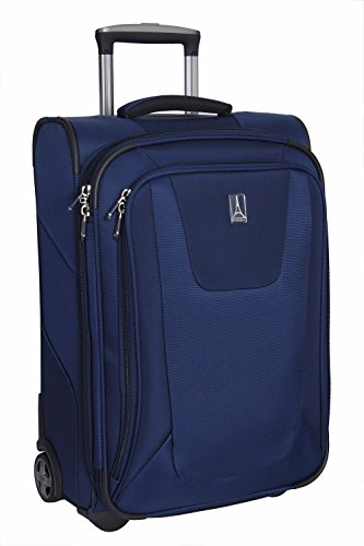 Travelpro Luggage Maxlite3 22 Inch Expandable Rollaboard  One Size  Navy