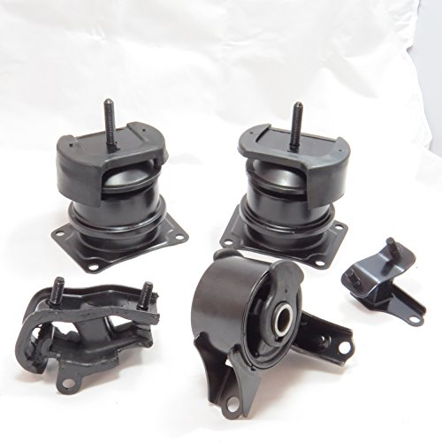 (Engine Motor Mount Set of 5 For 1998-2002 Honda Accord 3.0L V6 Automatic)