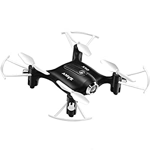 Cheerwing Syma X20 Pocket Drone 2.4Ghz Remote Control Mini RC Quadcopter with Altitude Hold and One Key Take-off / Landing