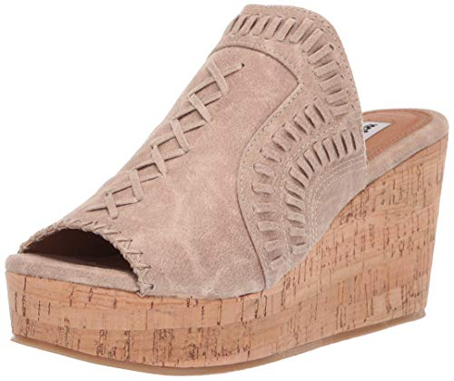 (Not Rated Womens Francie Cream 9 M)