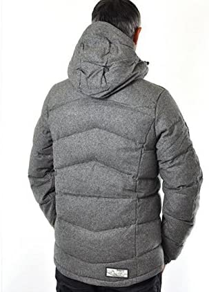 Bergans Vinje Wool Down Jacket Down Jacket Men, grey melange