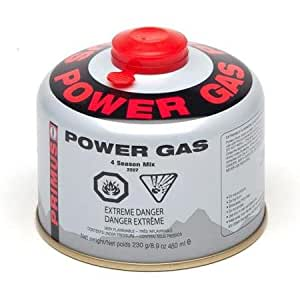 Primos Primus P-220793 230gm Power Gas Canister, 8-Ounce